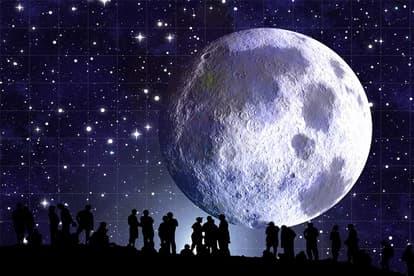 La luna y sus influencias.