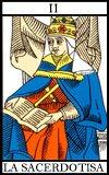 Tirada de Tarot con 10 Cartas