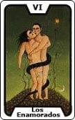 tarot de la semana Los Enamorados